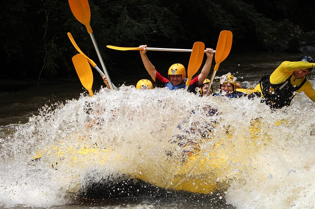 6 Things You'll Love About River Rafting