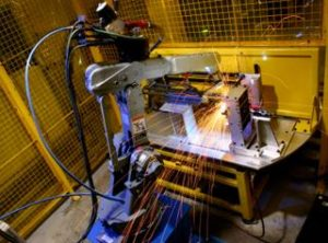 Future of reboric welding